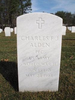 Charles F J Alden