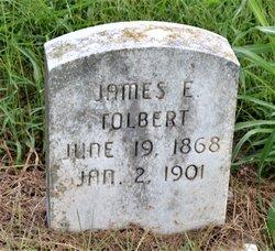 James E. Tolbert