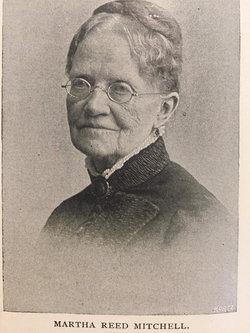 Martha <I>Reed</I> Mitchell