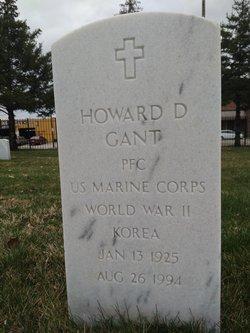 Howard D Gant
