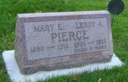 Pvt Leroy Pierce