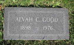 Alvah c Goode
