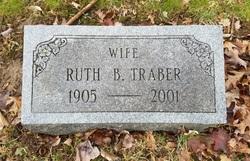 Ruth B. <I>Brown</I> Traber