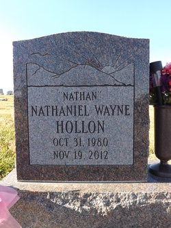 "Nathaniel ""Nate"" Hollon"