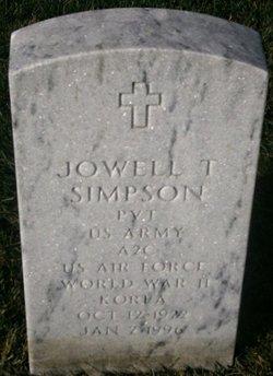 Jowell T Simpson