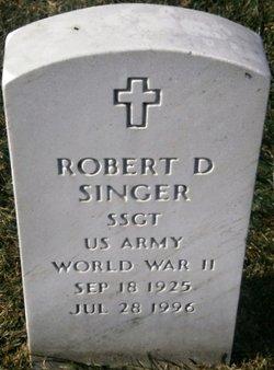 Robert D Singer