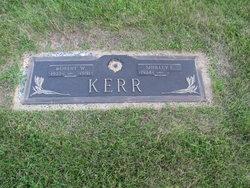 Shirley E Kerr