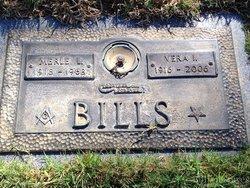 Vera Ileen <I>Huffaker</I> Bills