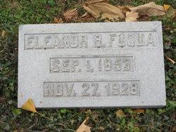 Eleanor Raphael <I>Smith</I> Fuqua