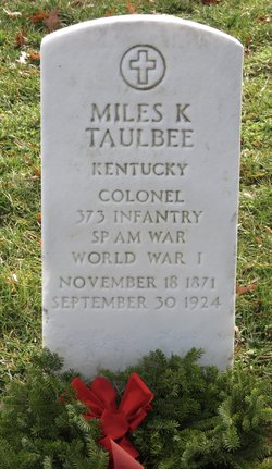 Miles K Taulbee