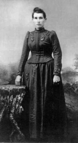 Eliza Virginia <I>Walker</I> Hicks