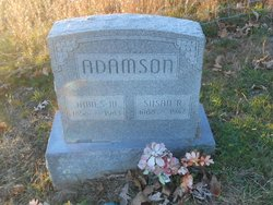 Susan Ruhama <I>Harper</I> Adamson