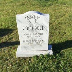 Geneva <I>MacDougall</I> Campbell