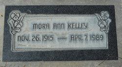 Mora Ann <I>Ballenger</I> Kelley