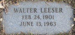 Walter Leeser