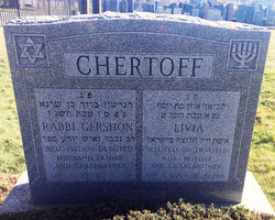 Livia <I>Eisen</I> Chertoff
