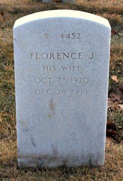 Florence J Albright