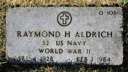 Raymond Harold Aldrich