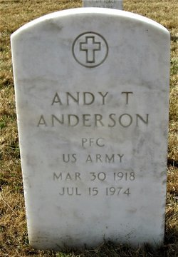 Andy T Anderson