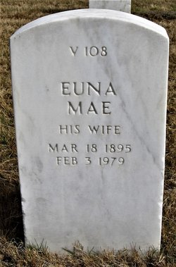 Euna Mae <I>McGough</I> Bethany