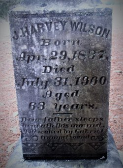 James Harvey Wilson