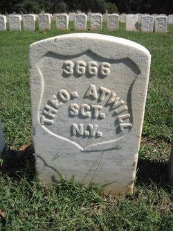 Sgt Theodore Atwill