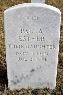 Paula Esther De La Cruz