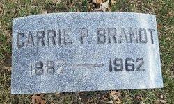 Carrie P. Brandt