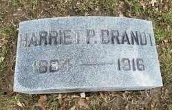 Harriet P. <I>Potter</I> Brandt