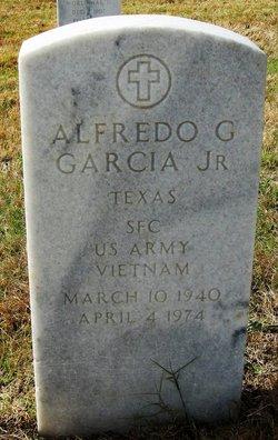 Alfredo G Garcia, Jr