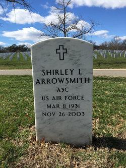 Shirley Lavon Arrowsmith