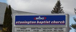 Stonington Baptist Church Cemetery