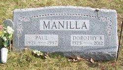 Dorothy <I>Masters</I> Manilla