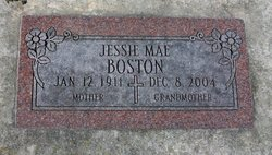 Jessie Mae <I>McKinney</I> Boston