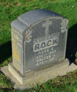 Walter John Rock Sr.