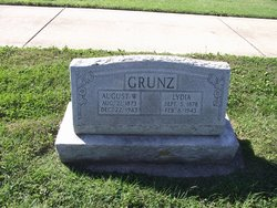 August W Grunz