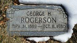 George Halls Rogerson