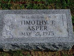 Timothy T Asper