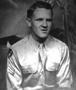 Sgt Norman E Albinson
