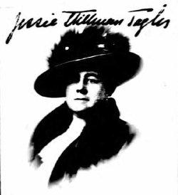 Jessie <I>Stillman</I> Taylor