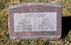 Harvey Alexander