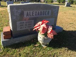 John Luther Alexander