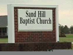 Sand Hill Baptist Church Cemetery