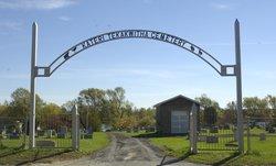 Kateri Tekakwitha Cemetery