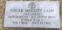 Oscar Merritt Lamp