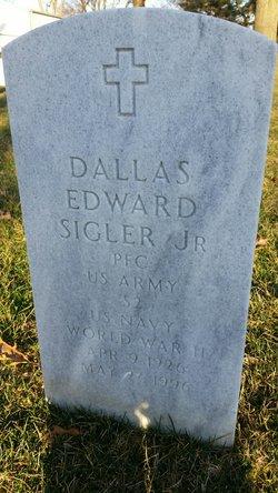 Dallas Edward Sigler, Jr