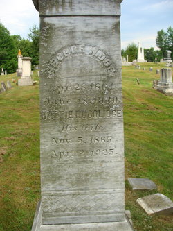 Hattie F. <I>Coolidge</I> Doe