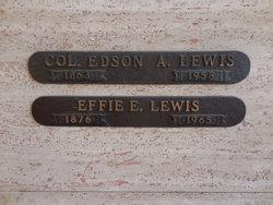 Col Edson Arthur Lewis