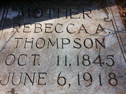 Rebecca A. Thompson