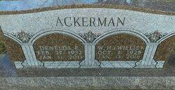 """Denelda E. """"Nell"""" <I>Callan</I> Ackerman"""